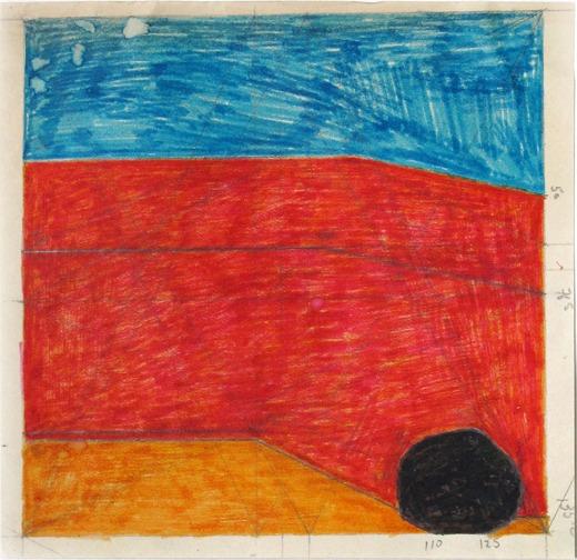 <span style='color:#CC4422;font-size:14px;font-weight:bold;'>Del 14 de Marzo al 5 de Mayo de 2013</span><br/> Tiempo suspendido. Manuel Alvarez: Pinturas y Bocetos.