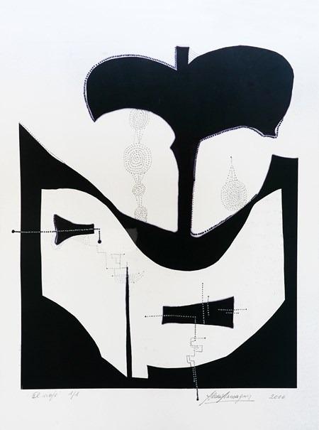 El-viaje-95 x 76 cm-2006