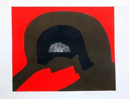 Homo-Homini-Deus-76 x 95 cm-2009
