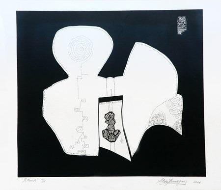 Ritmos-76 x 95 cm-2006