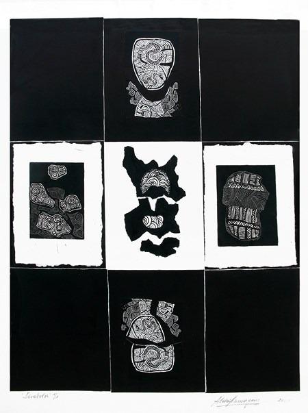 María-Símbolos-95 x 76 cm-2001