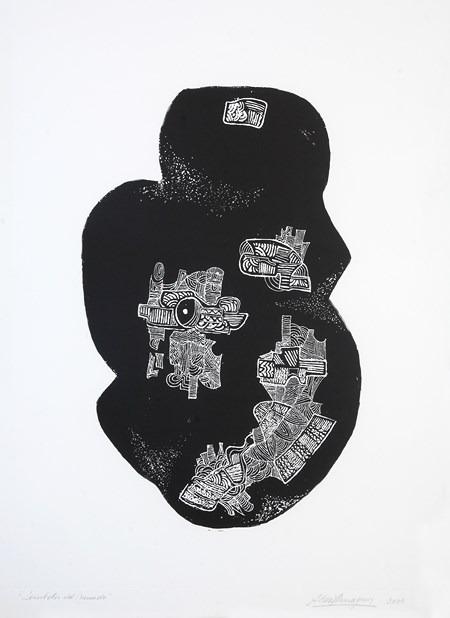 Símbolos-del-mundo-95 x 76 cm-2000