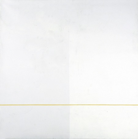 Blanco C-31 - acrílico sobre tela - 100cm x 100cm - 1997