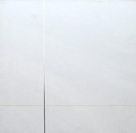 C 44 - acrílico sobre tela - 100cm x 100cm - 1998