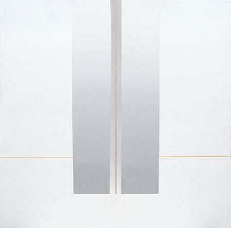 G 10 - acrílico sobre tela - 60cm x 60cm - 2005
