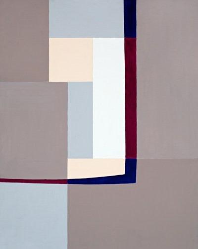 Fenetre - acrilico sobre tela - 85 x 100 cm - 1995