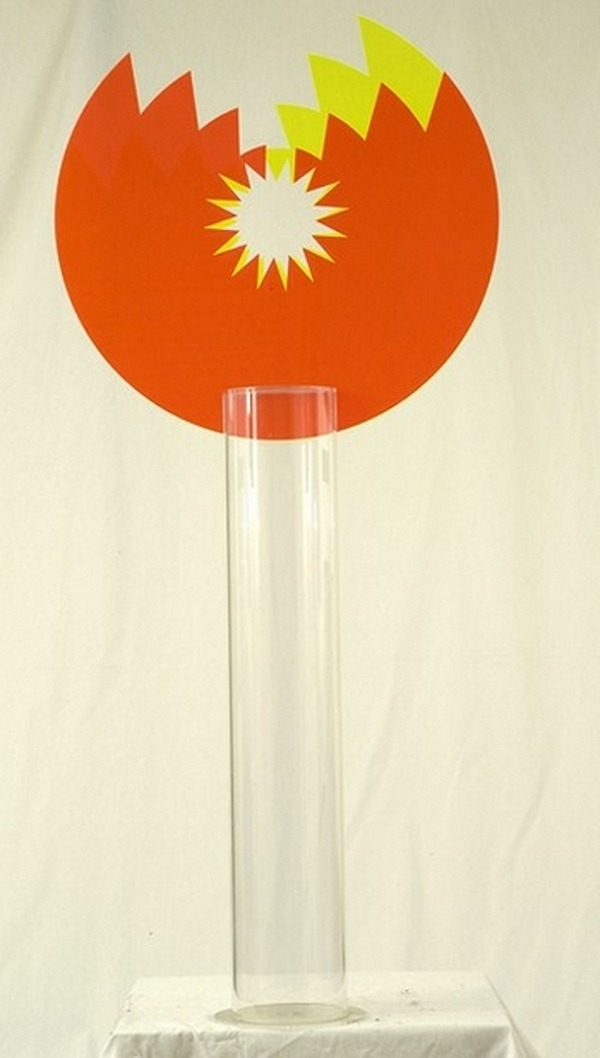 Forlivesi-Mirella-nª-2-composizione-madi-plexiglas-fluorescente-y-tuboflex-transparente-130cm-x-60cm-2001