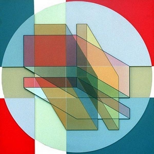 Herrera-Octavio-Relief-descriptif-rouge-noire-acrílico-sobre-PVC-100cm-x-100cm-1999