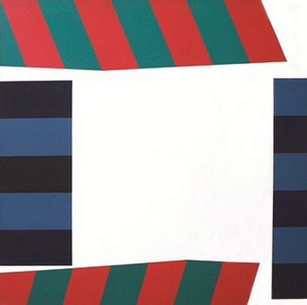 Sin título - acrílico sobre tela - 190cm x 190cm - 1969