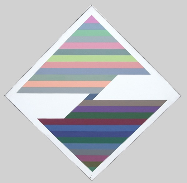XII - acrílico sobre tela - 60cm x 60cm - 1975