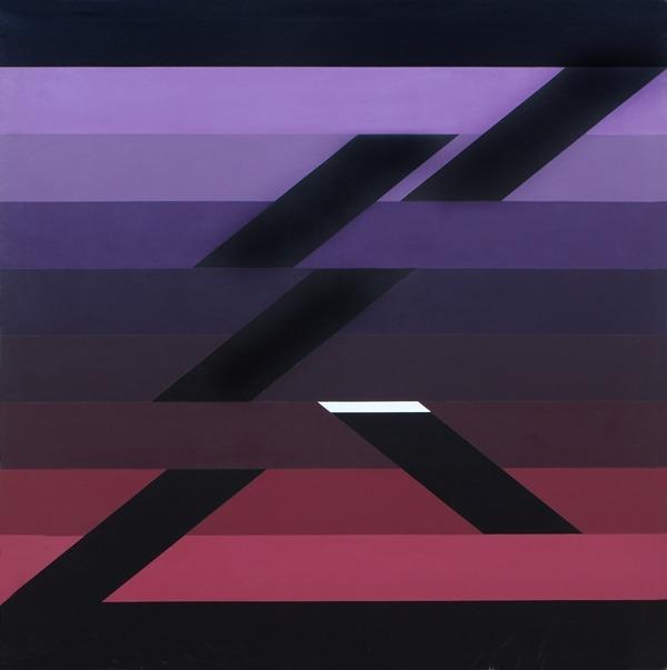 XXIII - acrílico sobre tela - 100cm x 100cm - 1981