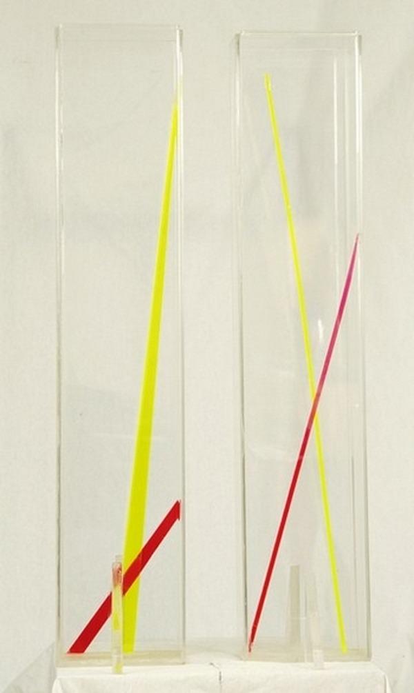 Milo-Renato-nº1-diptico-acrílico-traslúcido-y-transparente-100cm-x-25cm-x-20cm-2001
