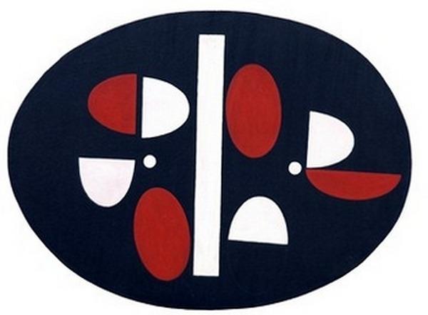 Neyrat-Roger-variations-lúdiques-sur-le-théme-de-lovale-acrílico-sobre-madera-74cm-x-56cm-1999