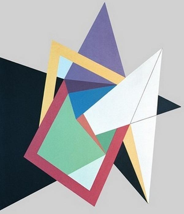 Reale-Frangi-f-Verso-il-centro-acrílico-sobre-tela-sobre-madera-100cm-x-100cm-2001