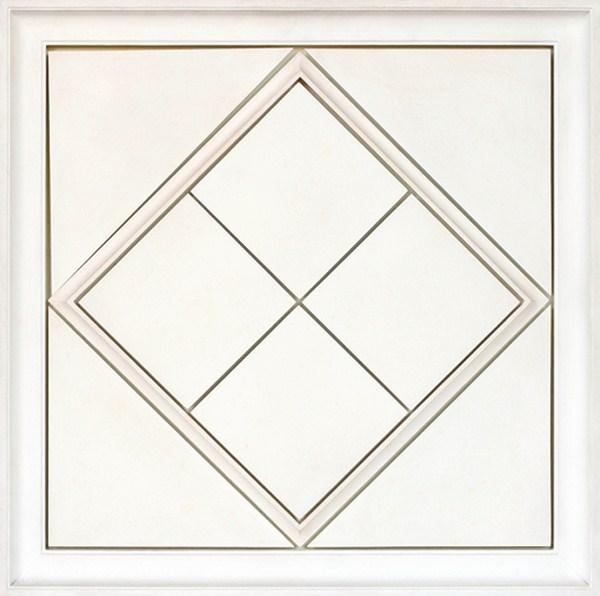 Atmosphere Chromoplastique, nº 467, relieve, 66 x 66 x 7 cm, 1979