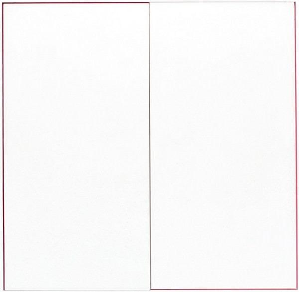 Atmosphere Chromoplastique, nº 485, relieve, 119 x 119 x 4 cm, 1984