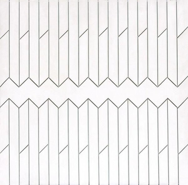 Atmosphere Chromoplastique nº 531, relieve, 85 x 85 x 6 cm, 1982