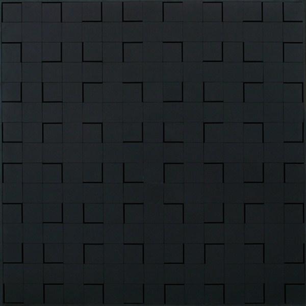 Atmosphere Chromoplastique nº 568, relieve, 151 x 151 x 8 cm, 1984