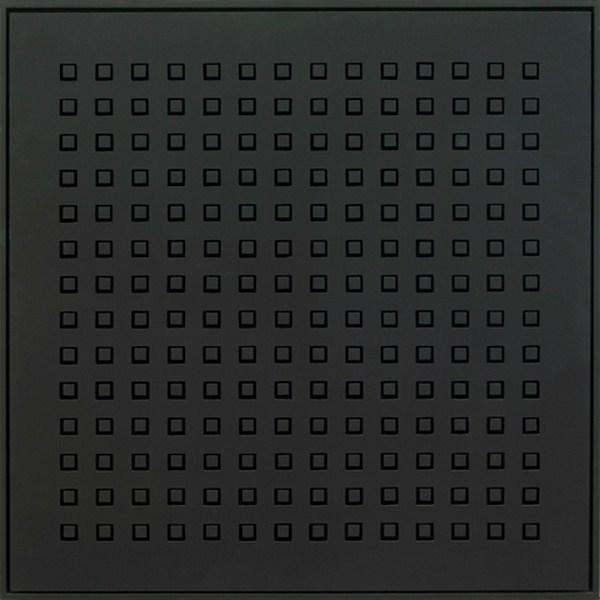 Atmosphere Chromoplastique nº 665, relieve, 775 x 775 x 5 cm-1988