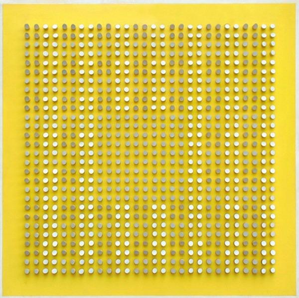 Objet plastique nº 142, relieve, 100 x 100 x 12 cm, 1958-1965