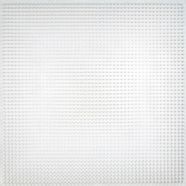 Objet plastique nº 726, relieve, 135 x 135 x 11 cm, 1993