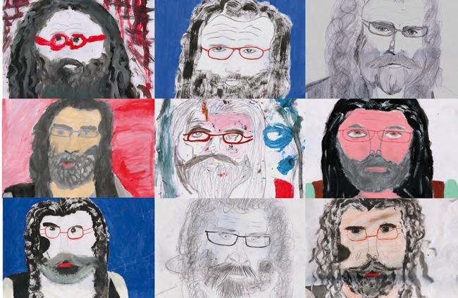 <span style='color:#CC4422;font-size:14px;font-weight:bold;'>Del 8 de agosto al 14 de septiembre de 2014</span><br/> Hombres y Mujeres de Barro y Tiempo: El retrato de un retrato del retrato…